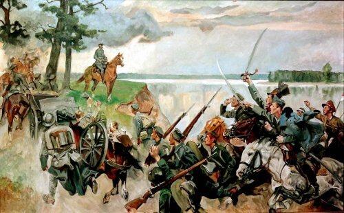 apoteoza wojska polskiego