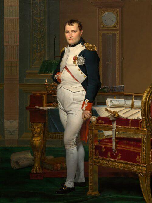 obraz napoleon