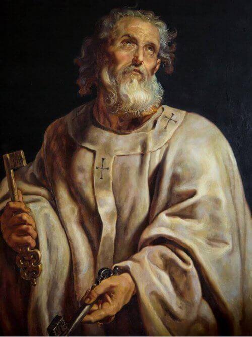 Obraz św. Piotr Pedro