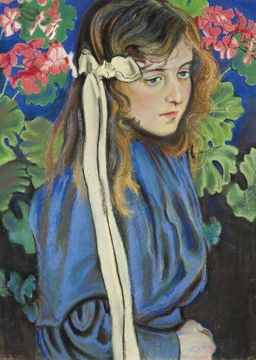 Portret Lizy Pareńskiej
