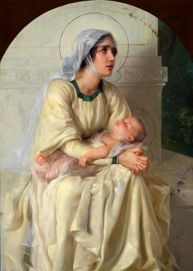 Madonna z Dzieciatkiem
