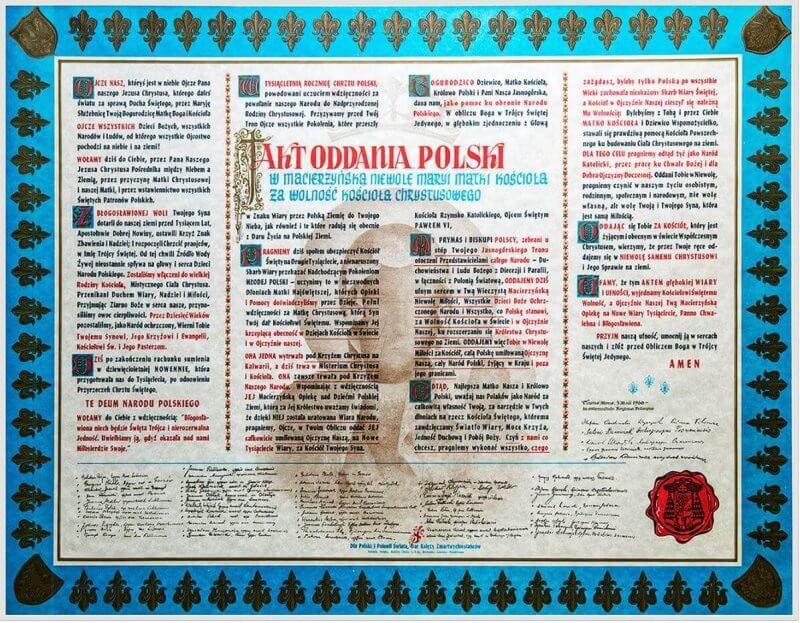 akt_oddania_Polski_Maryji