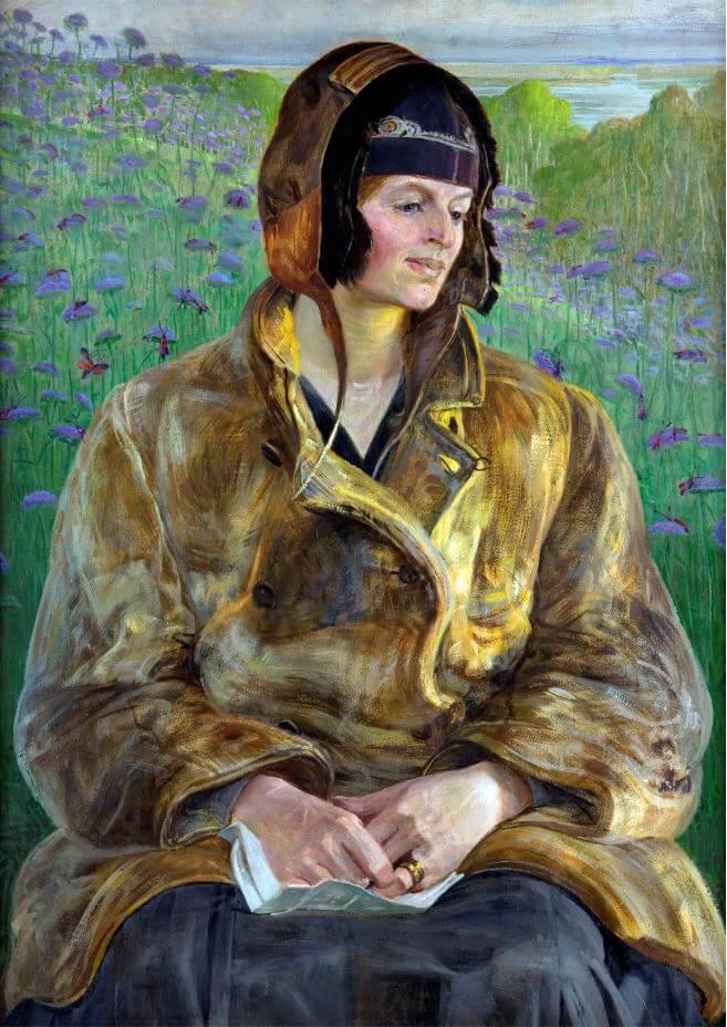 Ellenai 1910 Malczewski