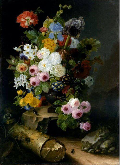 Jan_Van_OSA_Bukiet_kwiatów
